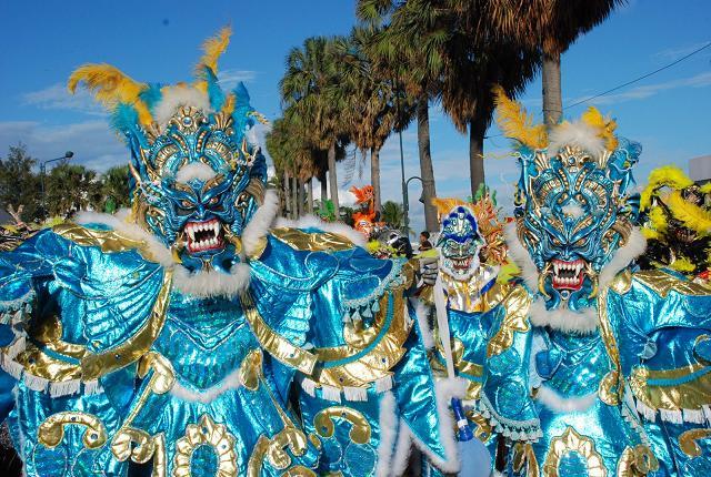 Карнавал в Доминикане решили не проводить