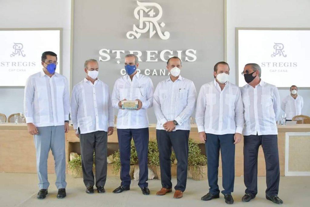 В Доминикане откроют новый отель St. Regis от Marriott