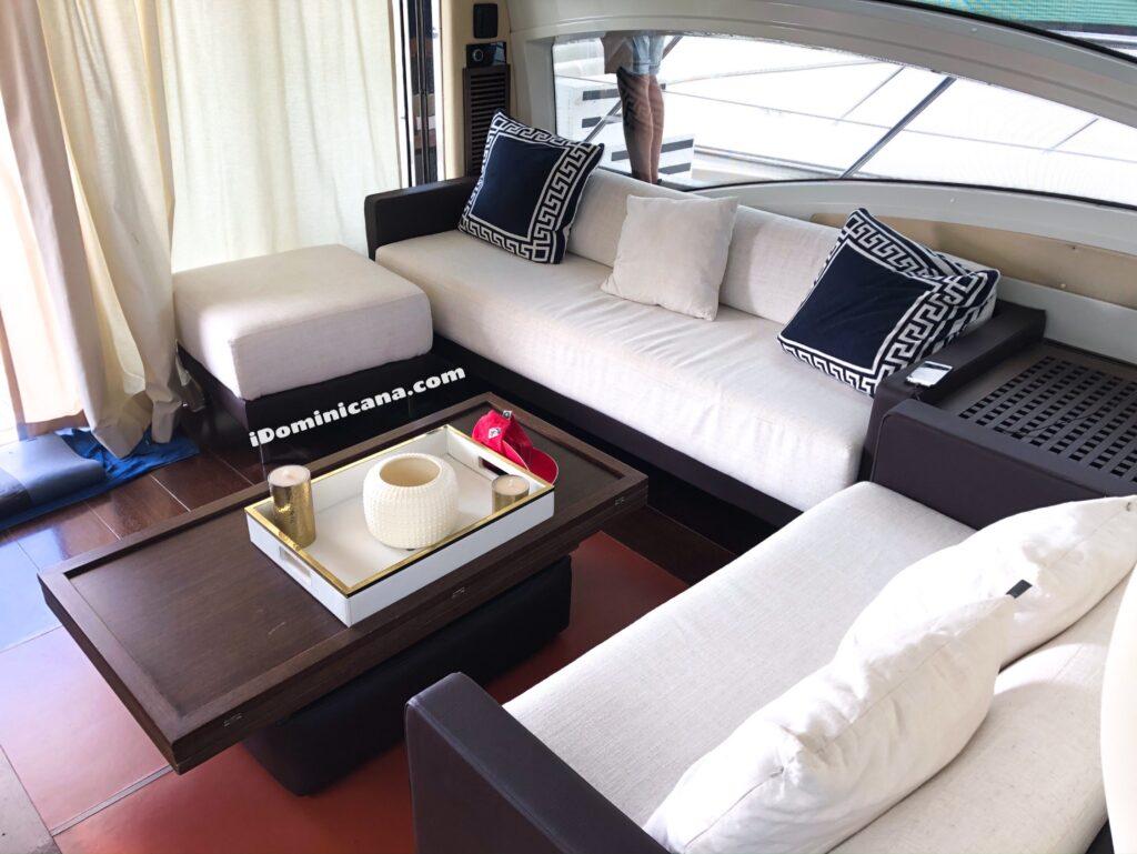 Аренда яхты в Доминикане: Azimut 62 Sport