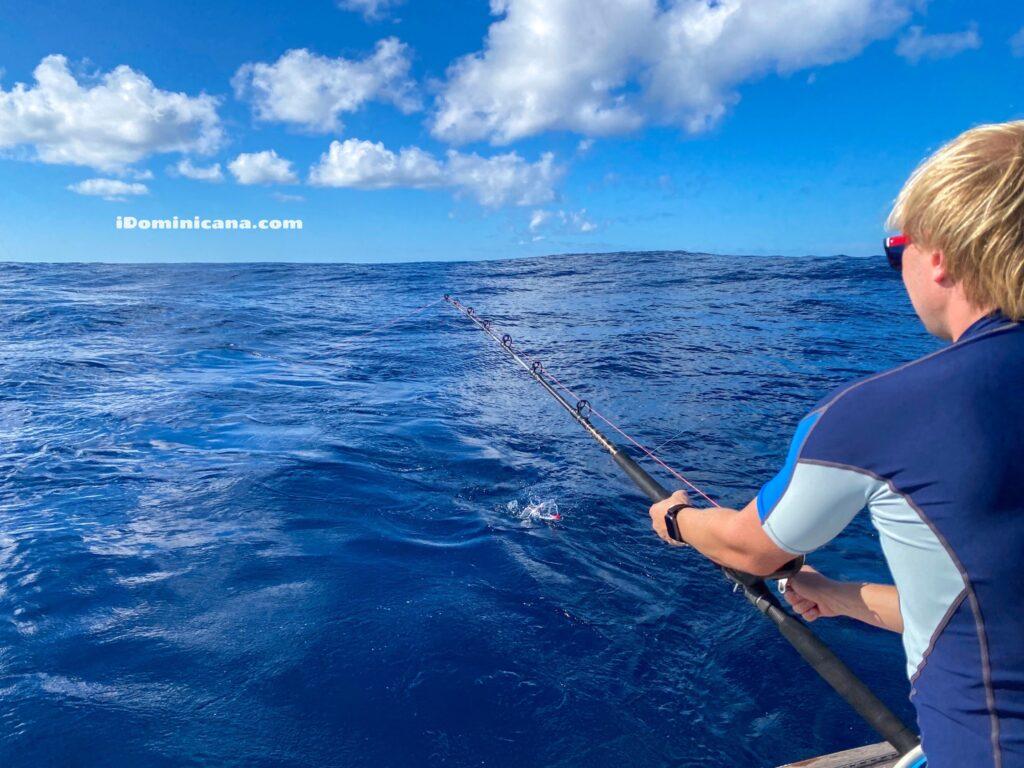 Рыбалка в Доминикане 2020: охота на барракуду и дорадо (махи-махи)