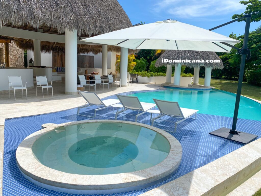 Элитная вилла в Доминикане (аренда): 6 спален, Cap Cana