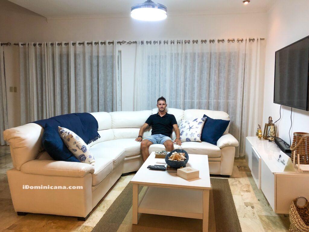 Вилла в Доминикане: 5 спален, Cocotal GolfClub, г.Баваро (Пунта-Кана)