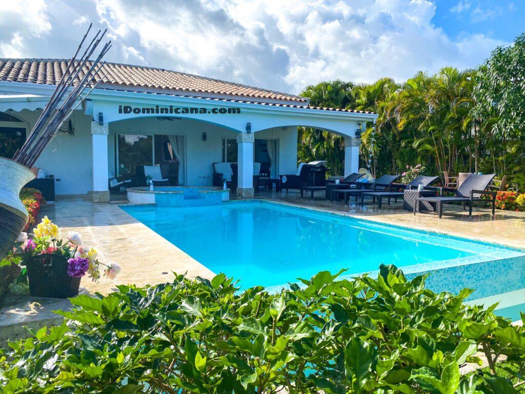 Вилла Calipso: 3 спальни, Cocotal golf Club, Баваро (Пунта-Кана)