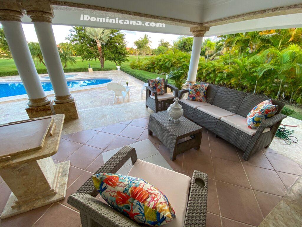 Вилла Versailles (аренда): 4 спальни, Cocotal Golf Club