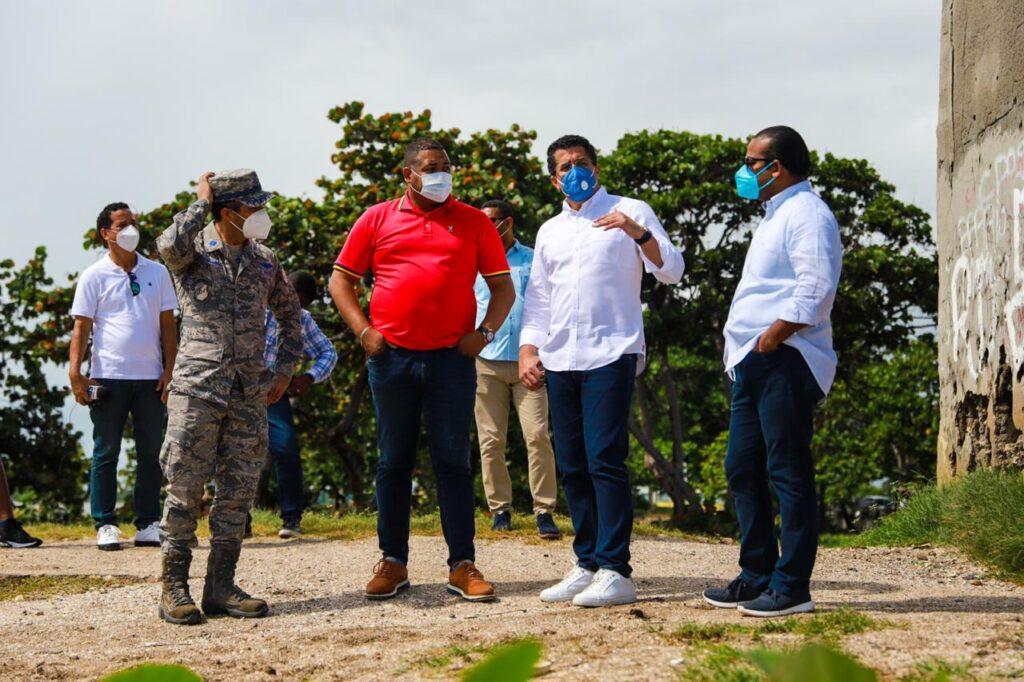 Доминикана реконструирует центр и набережную в Сан Педро де Макорис