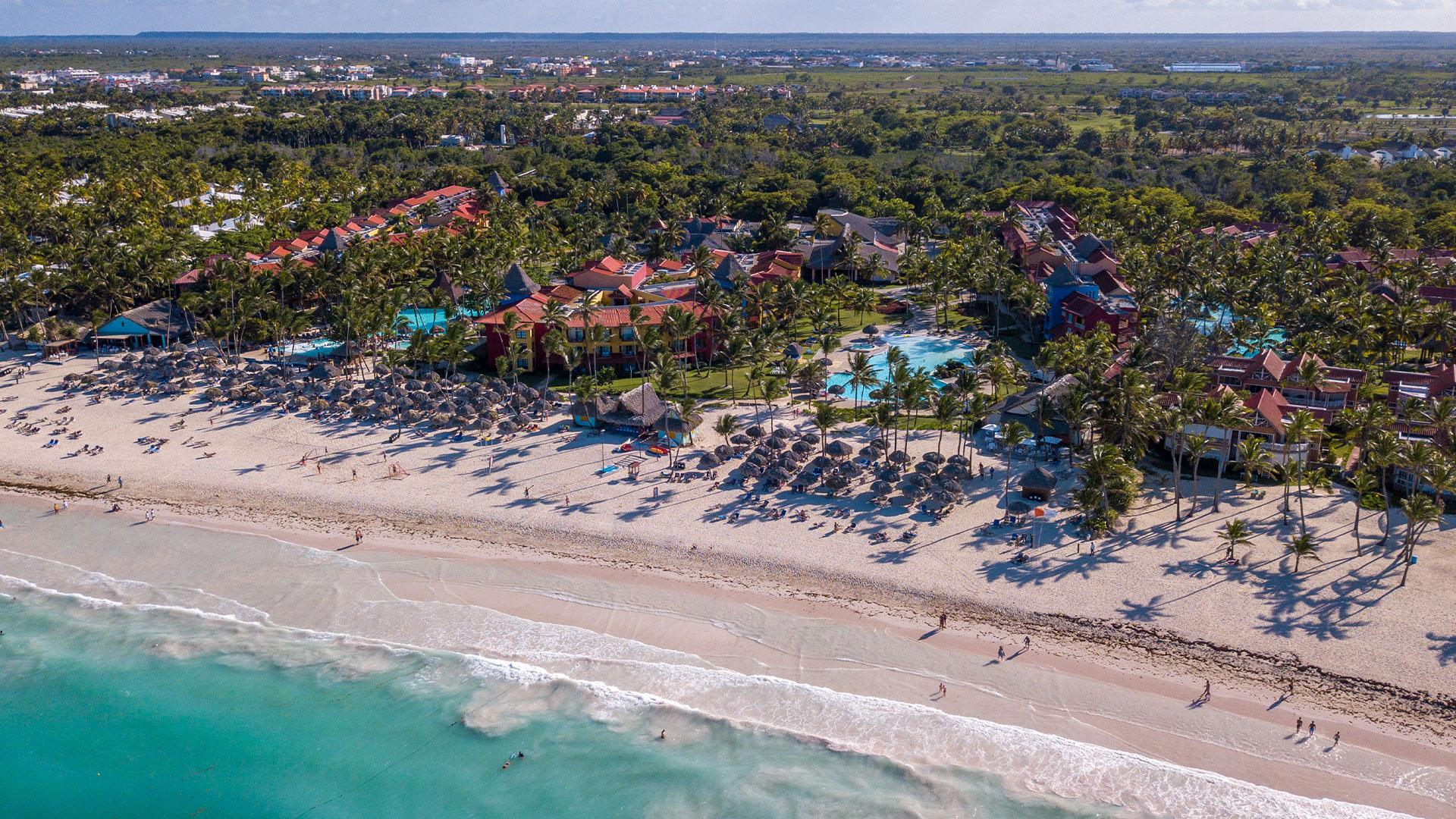 Отель Caribe Club Princess закрыт на реконструкцию