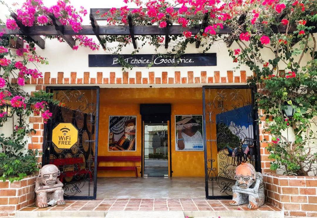 Доминикана магазин: сувениры, дегустация, бесплатный трансфер