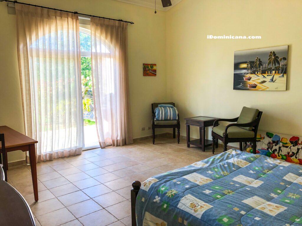 Вилла Dina: 3 спальни, бассейн, Cocotal golf Club, Баваро (Пунта-Кана)