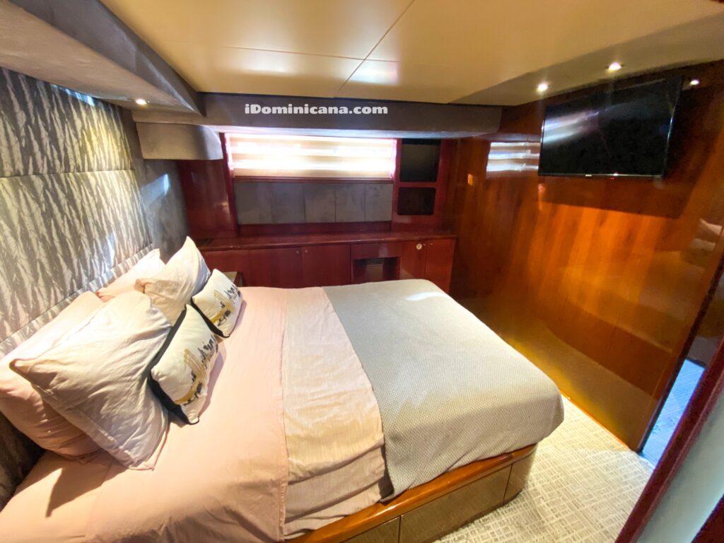 Яхта Azimut 78 Ultra в Республике Доминикана (аренда)