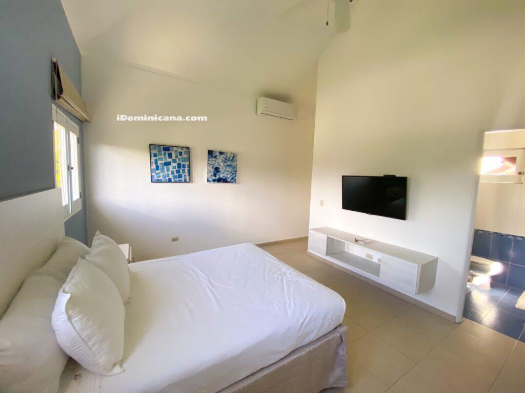 Доминикана снять виллу: Пунта-Кана, 5 спален, рядом с пляжем