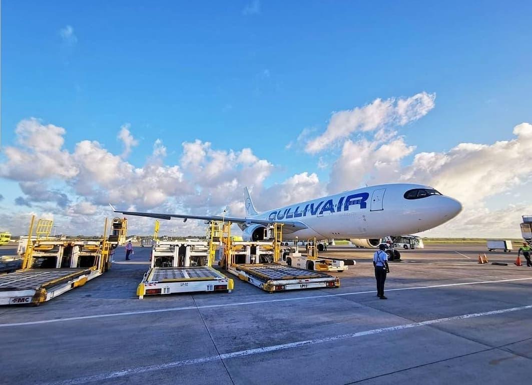 Авиакомпания GullivAir (Болгария) открыла рейсы в Пунта-Кана