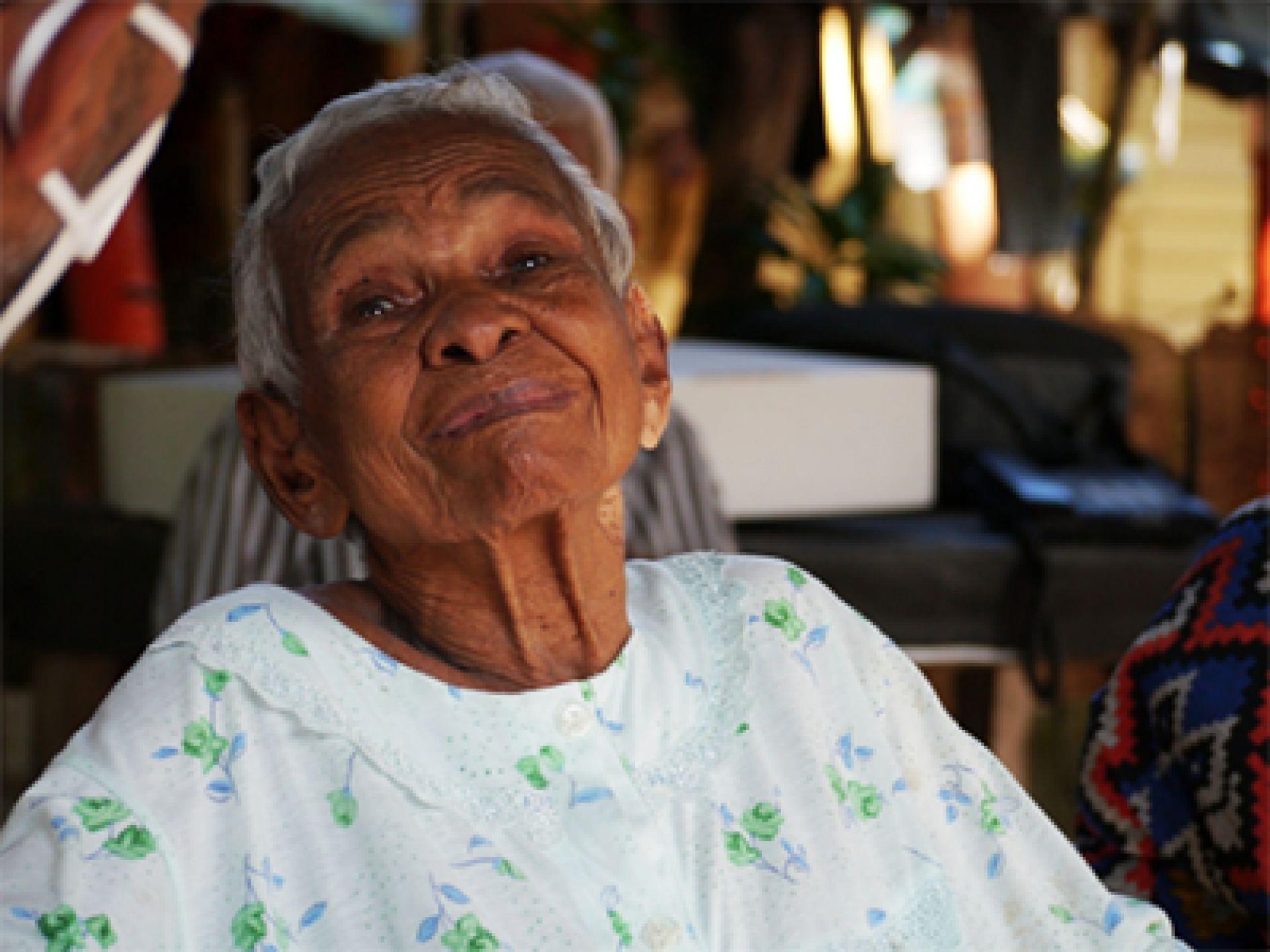 Старейшая доминиканка отпраздновала день рождения - 121 год