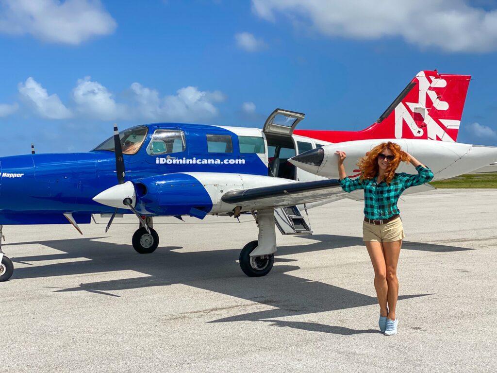 Полет на самолете в Доминикане (35 мин) - $99 с чел iDominicana.com