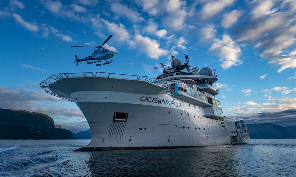 Подводный мир Доминиканы стал объектом мировых исследований