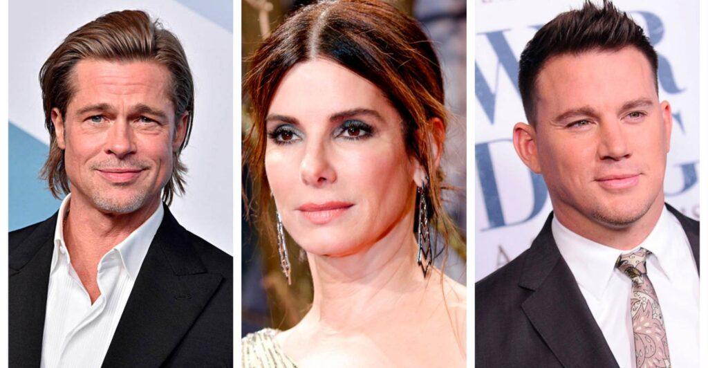 Брэд Питт, Чанинг Татум и Дэниел Рэдклифф снимают фильм в Доминикане