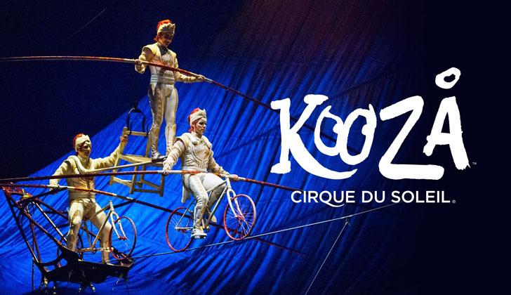 Цирк дю Солей (Cirque du Soleil) выступит в Доминикане в 2021 году!