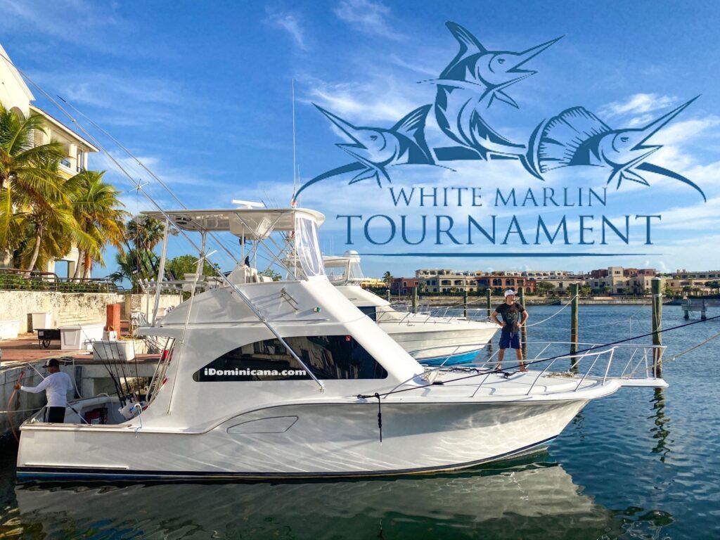 Турнир по ловле белого марлина в Доминикане: как идет подготовка