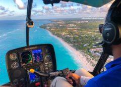 Вертолет Доминикана: воздушные прогулки от $85