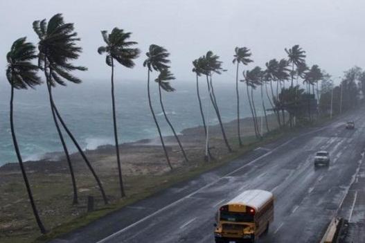 Сезон ураганов в Доминикане будет активным, но слабее, чем в 2020 году