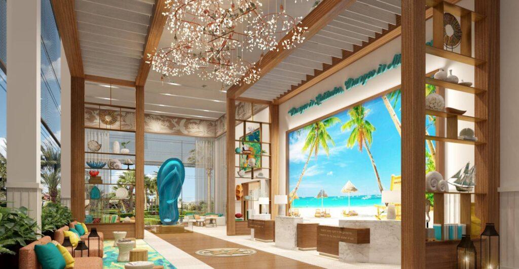 Стала известна дата открытия нового отеля Margaritaville Island Reserve Cap Cana