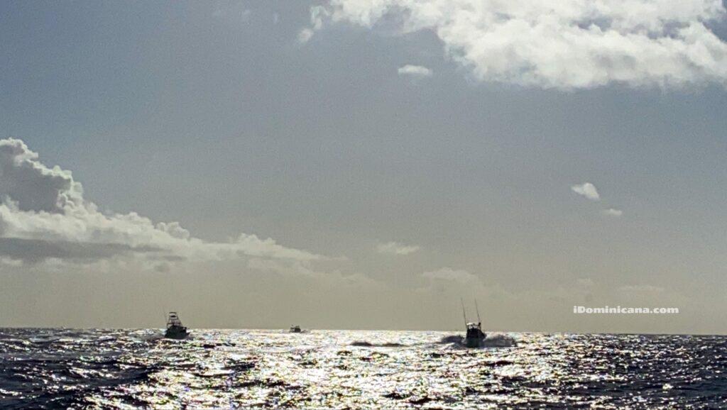 В Доминикане прошел международный турнир по ловле белого марлина White Marlin Tournament 2021