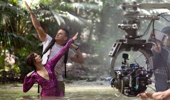Ченнинг Татум показал первое фото со съемок фильма в Доминикане