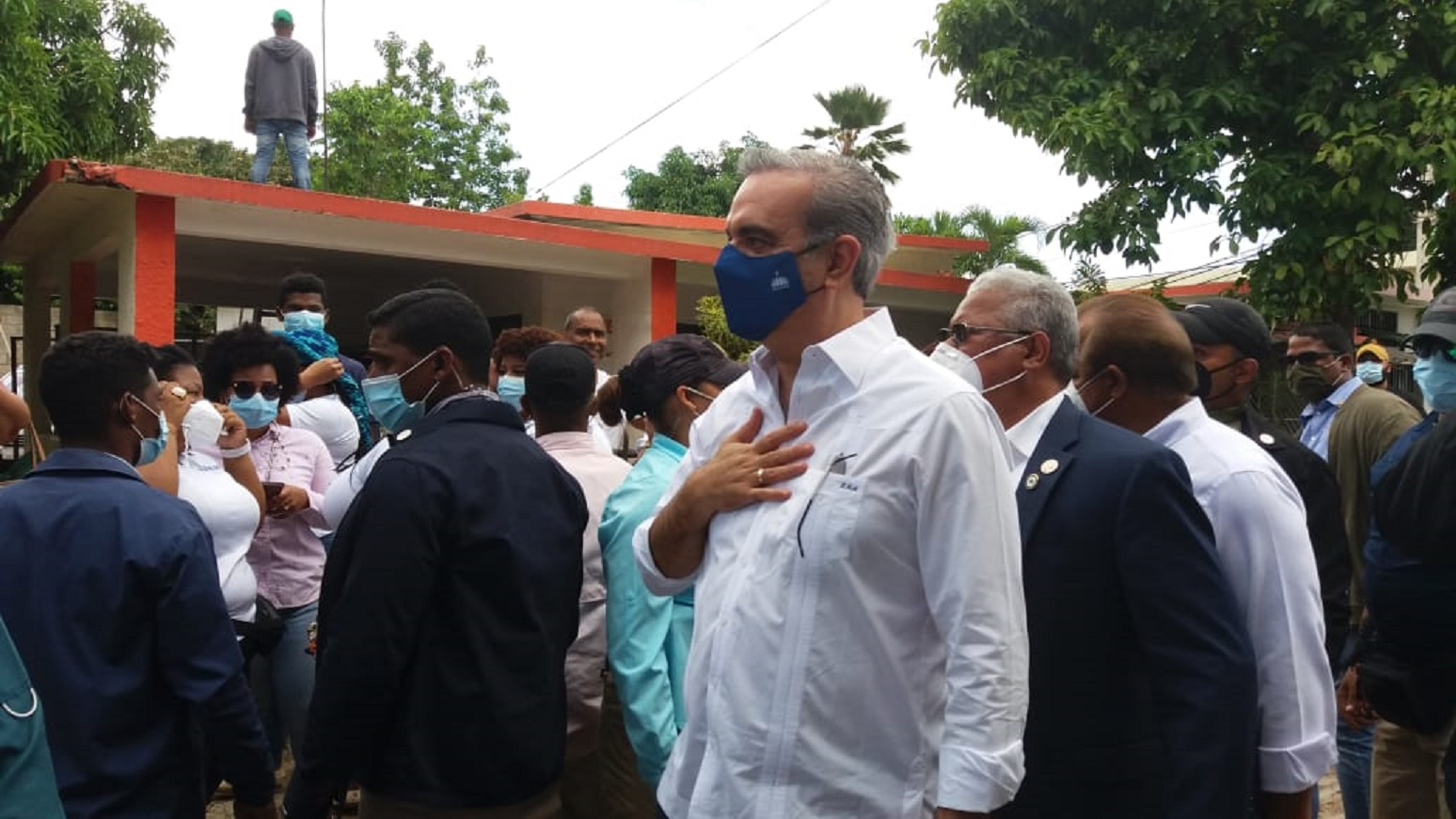 В Доминикане от коронавируса вакцинирована половина населения