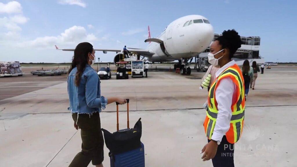 Доминикана будет требовать ПЦР-тесты и карты вакцинации от туристов из 18 стран