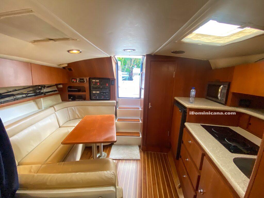Яхта Tiara 31 ft в Доминикане: аренда для отдыха на о.Саона