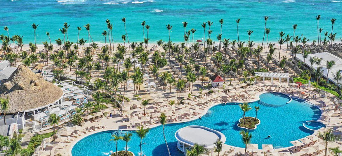 Hyatt и Bahía Príncipe - самые большие отели в Доминикане