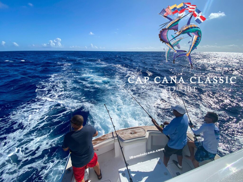 Рыбалка в Республике Доминикана: турнир по ловле голубого марлина 2021